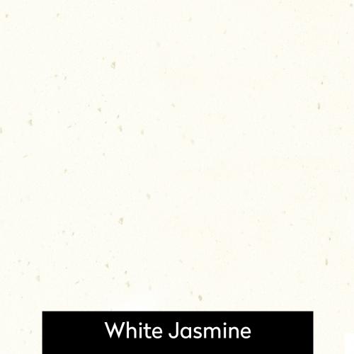 Corian White Jasmine