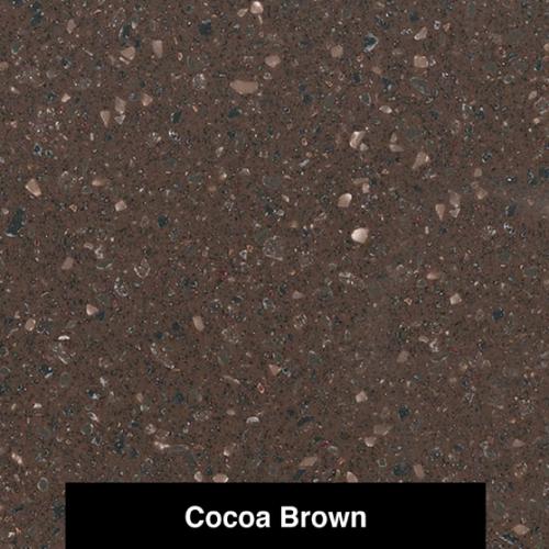 Corian cocoa