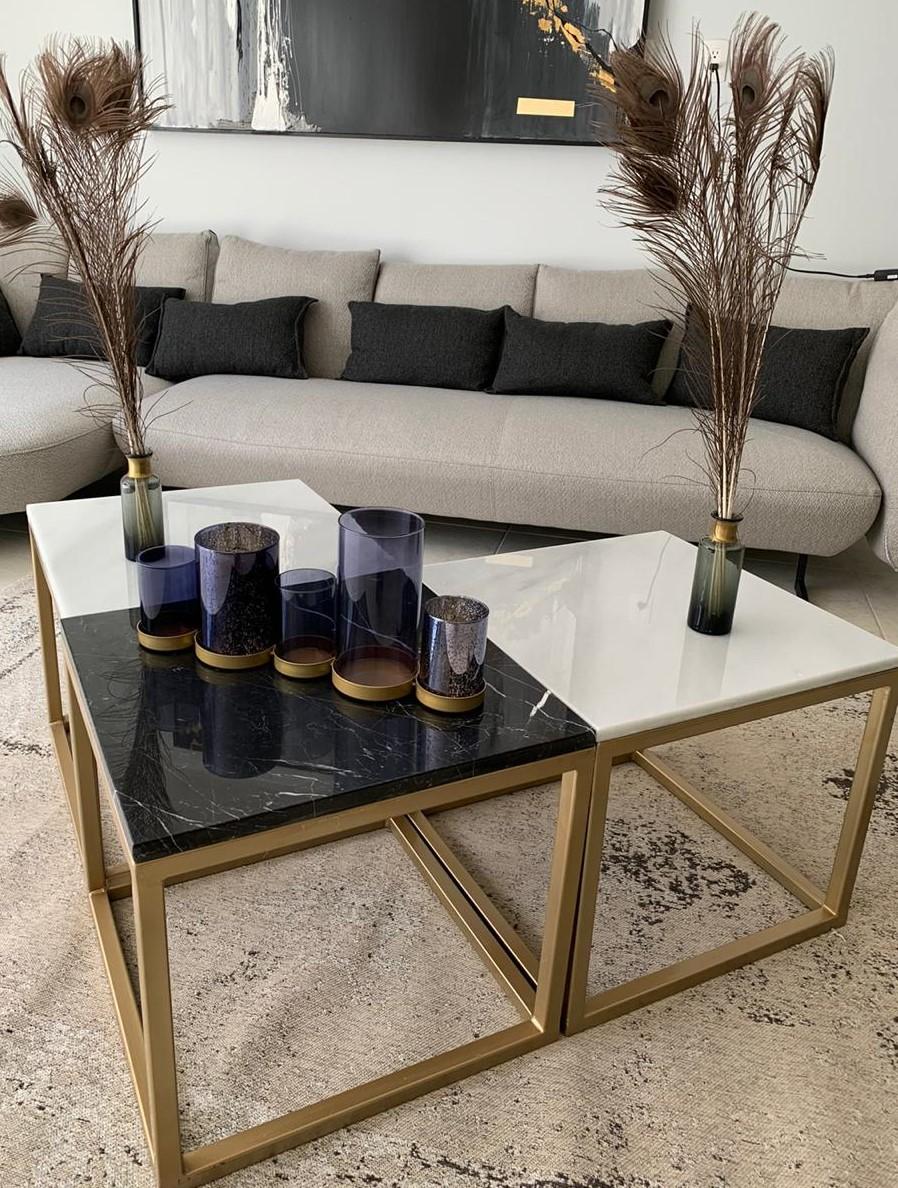 Mesas de marmol